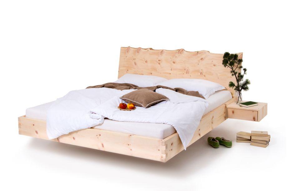zirbenbett zirbenbetten zirbenholzbett arvenbett. Black Bedroom Furniture Sets. Home Design Ideas